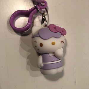 Hello Kitty key chain pink